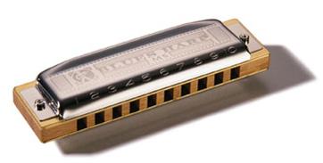 armonica, instrumento de viento