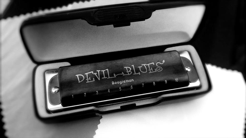 blues, armonica, instrumento de viento, armónica