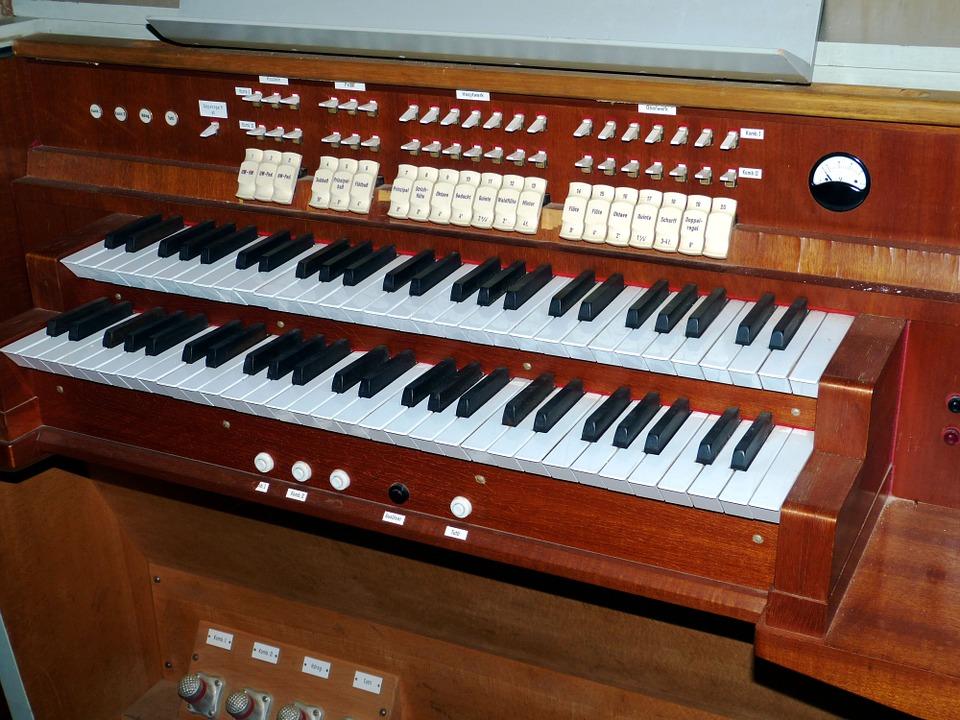 órgano, Instrumento de viento