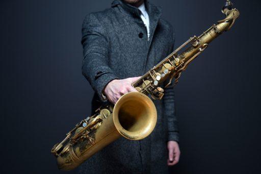 saxofon, instrumento de viento