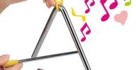 TRIANGULO instrumento musical