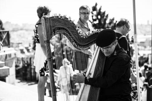 arpa, instrumento de cuerda