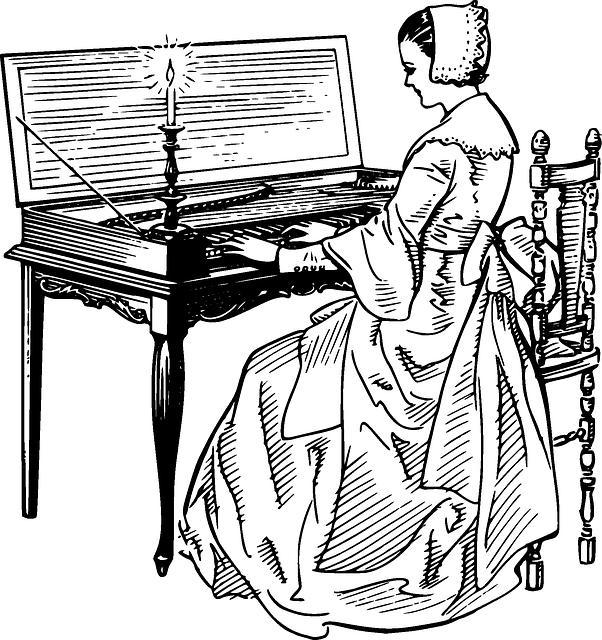 clavicordio