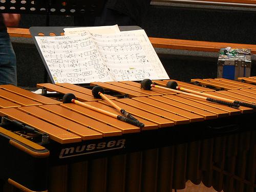 vibrafono instrumento musical